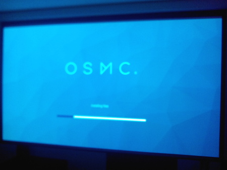 installation de kodi osmc