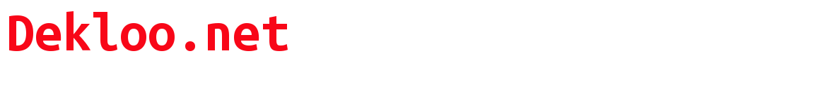 Dekloo.net