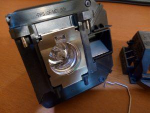 ampoule ELPLP68 Epson EH-TW6100 V13H010L68