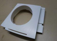 R2D2 – Dôme & impression 3D