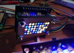 R2D2 – L'électronique du dôme.