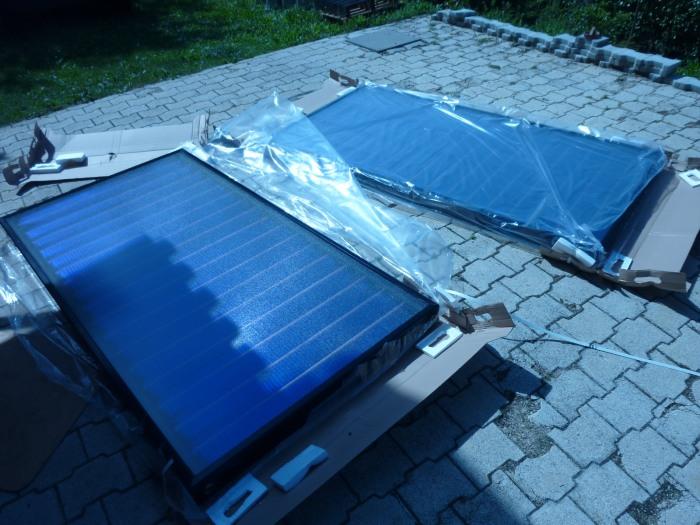 capteurs solaires et mat riel pour un cesi. Black Bedroom Furniture Sets. Home Design Ideas