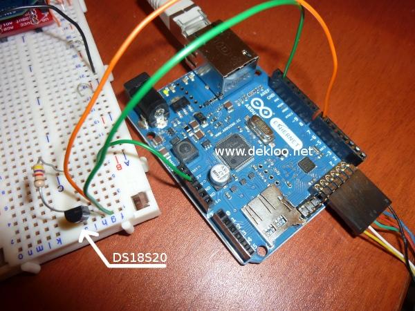 arduino serveur web