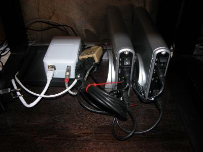Un serveur linux économe en énergie électrique ?